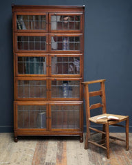 Minty Bookcases