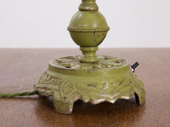 Cast Iron Table Lamp
