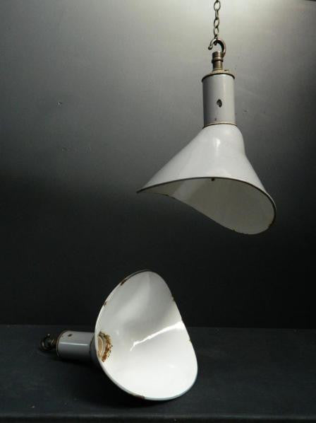 Elliptical Industrial Pendants