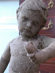Early 19th Century Carved Putti