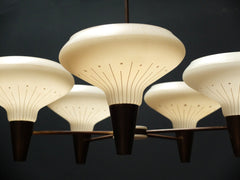 1960's Ceiling Light