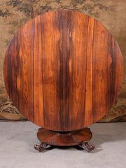 Rosewood Centre Table