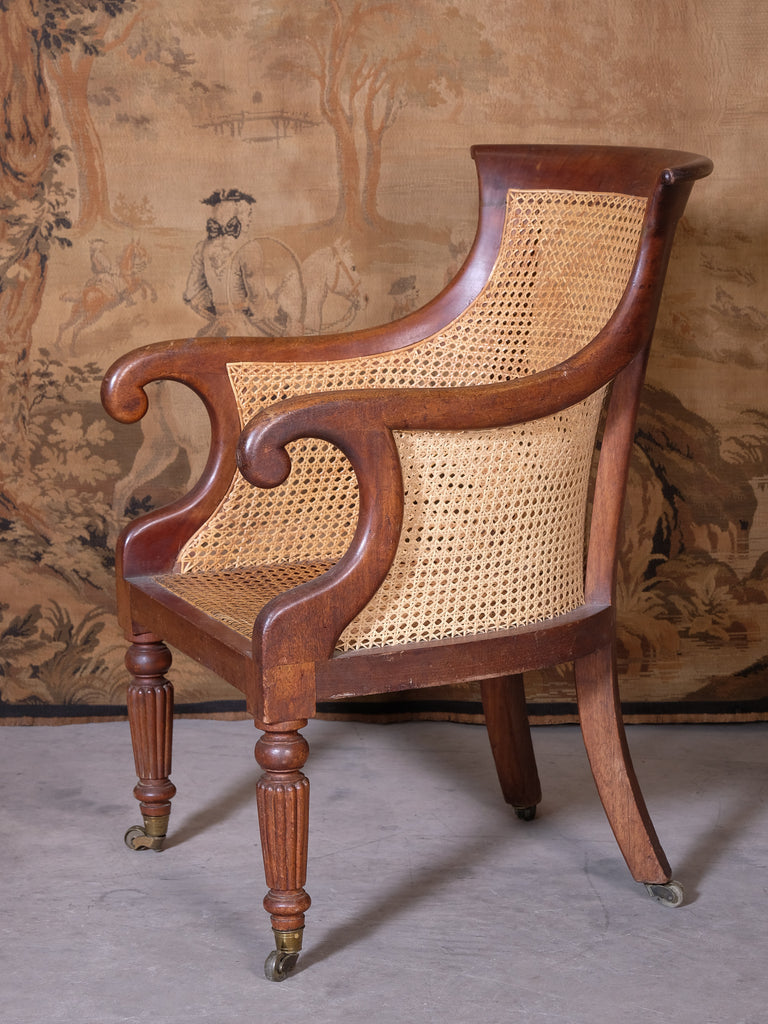 Library Bergere