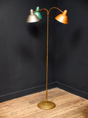 Triple Shade Floor Lamp