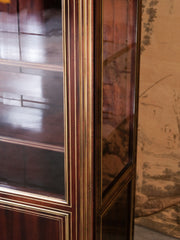 French Glazed Bookcase