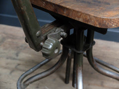 Sprung Industrial Chair