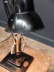 Black Anglepoise Desk Light