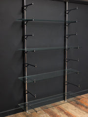 Adjustable Chrome Shelves