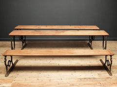 Sunday School Benches