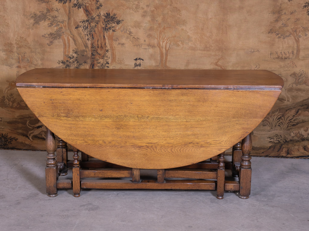 19th Century Irish Wake Table