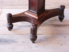 A George IV Mahogany Occasional Table