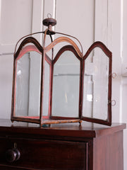 An 18th Century Tole Hall Lantern