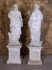 A Pair of Classical Statues