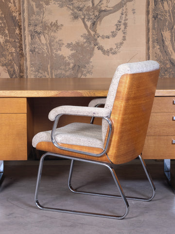Gordon Russell Executive Desk & Chair