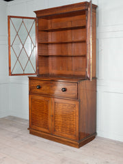 A 19th Century Secretaire Bookcase