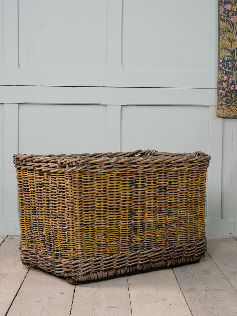 Country House Wicker Basket