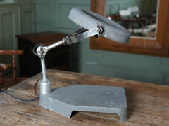 Jeweller's Magnifying Task Lamp