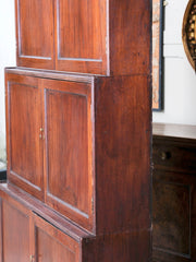 George III Waterfall Library Bookcase