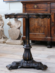 Chinoiserie Occasional Table