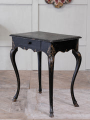 Painted Occasional Table