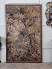 Framed Tapestry Panel