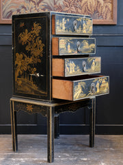 Chinoserie Chest of Drawers