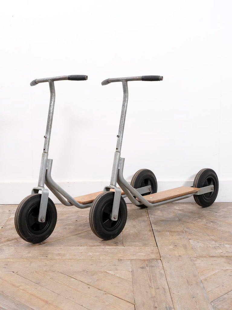Factory Scooters
