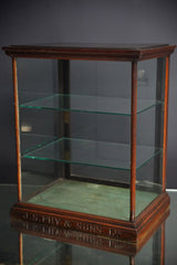 J S Fry & Son Display Case