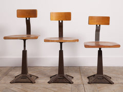 Brown Singer Chairs