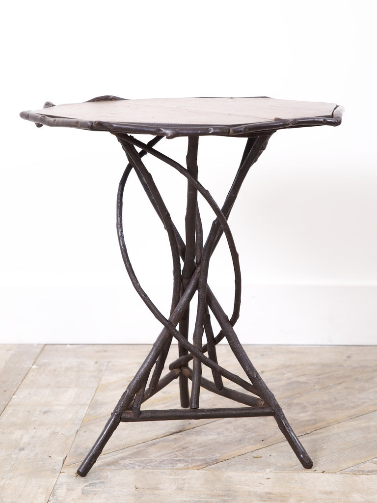 Twig Work Centre Table