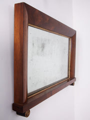 Rosewood Regency Overmantel