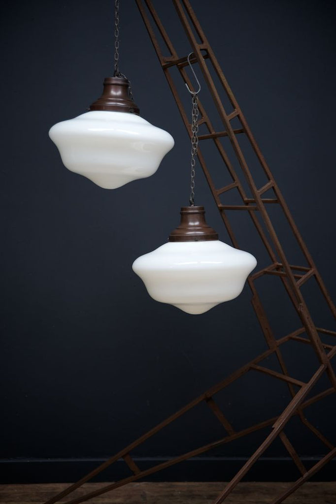 Gloss Opaline Pendants