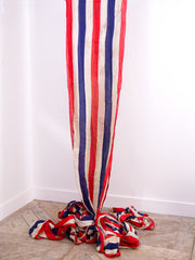 Red White & Blue Fabric