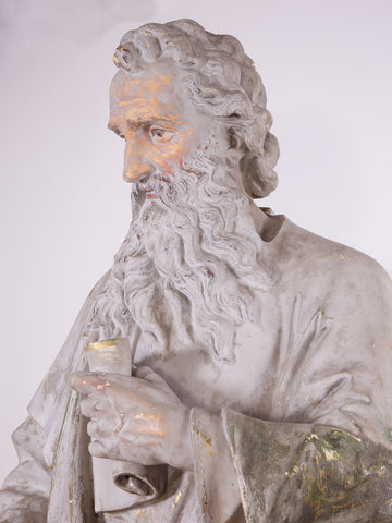 Large Moses Statue