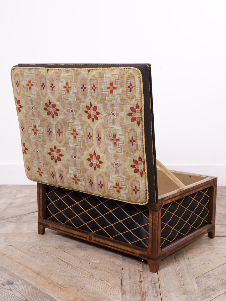 Tapestry Ottoman
