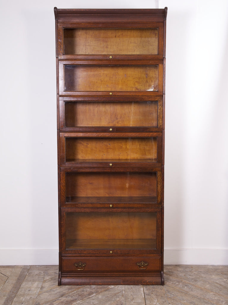Stacking Bureau Bookcase