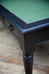 Ebonised Desk