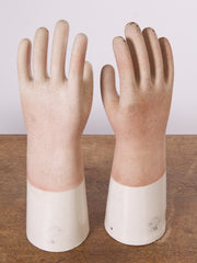 Ceramic Glove Factory Moulds