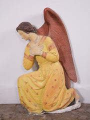 Pair of Plaster Angels