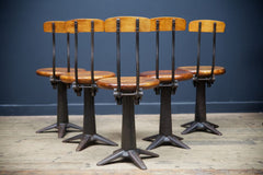 Six Singer Chairs