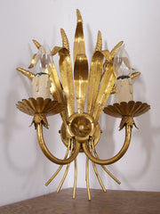 Wheatsheaf Wall Light
