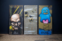 Graffiti Panels