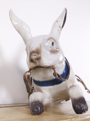 Gustave Bayol White Rabbit