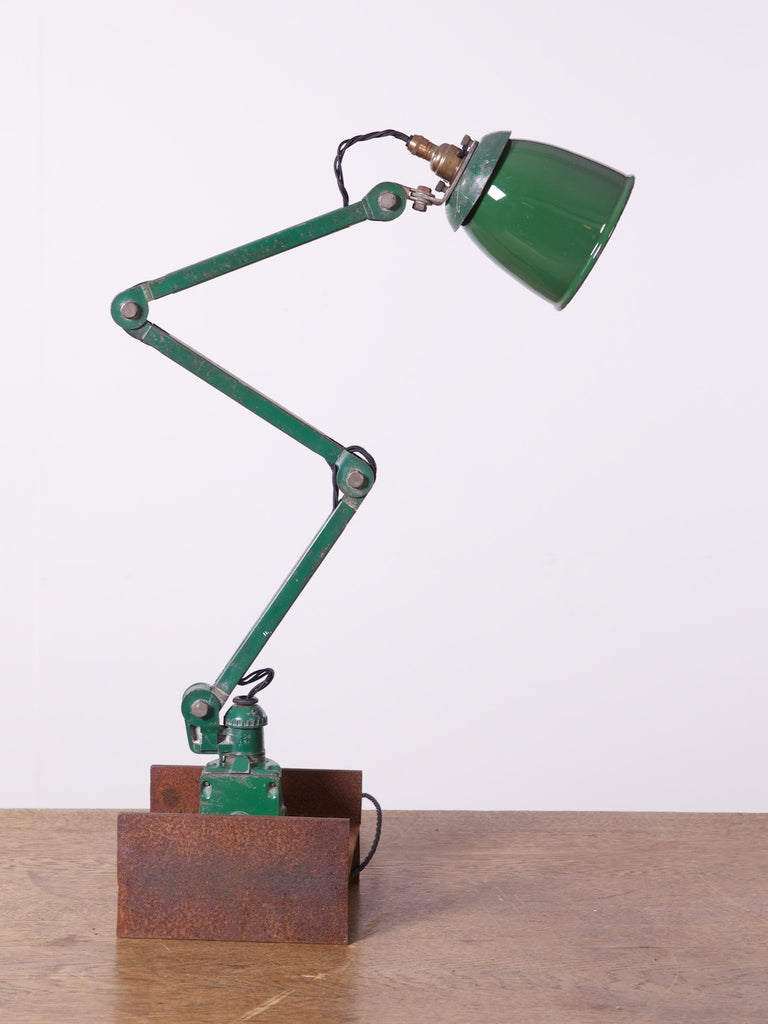 Articulated Machinists Lamp