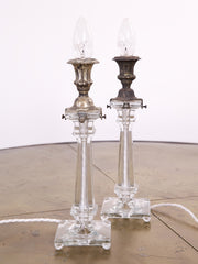 Glass Column Table Lmps