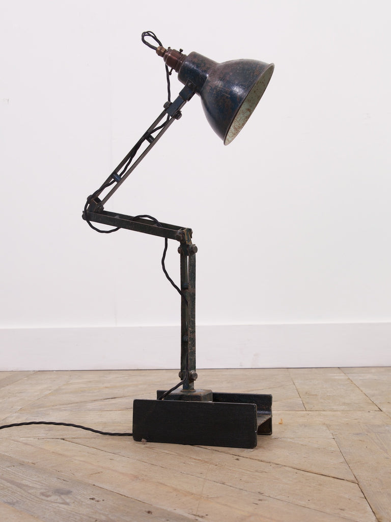 Articulated Industrial Lamp