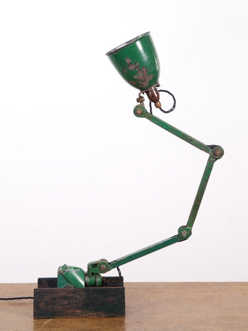 Industrial Machinists Lamp
