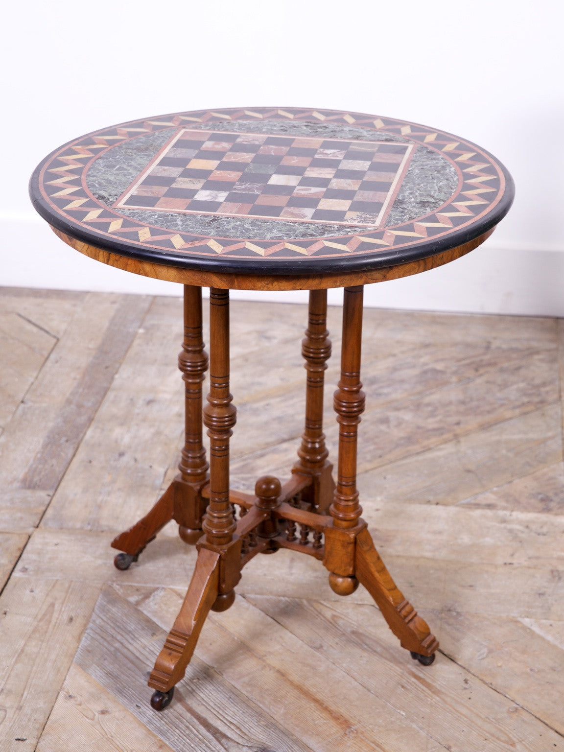 Specimen Marble Centre Table