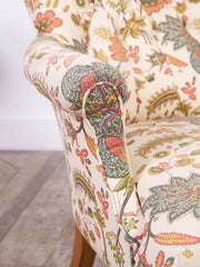 Early Victorian Upholstered Armchair
