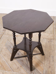 Octagonal Centre Table